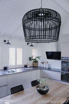 Rénovation cuisine par la décoratrice Severine Piller