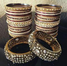 Open-Minded Ethnic Chudi Set Designer New Collection Bangles Set Women Jewellery Chura Set Rapid Heat Dissipation Engagement & Wedding Bridal & Wedding Party Jewelry