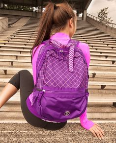 Class to Practice Backpack