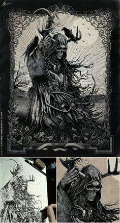 A Vikings Death Angel                                                                                                                                                                                 Mehr
