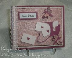 Mail Box, Envelopes, Hearts, and Dragon Flies from Doodlecharms