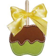 candy apple appliqué_planet appliqué
