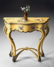 """Inspiration for tiered table """"facelift"""" (in coral/terra cotta tones)"""
