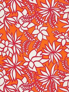 DecoratorsBest - Detail1 - Sch 174662 - Kalaheo Print - Hibiscus - Fabrics - - DecoratorsBest