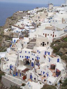 Oia – Greece