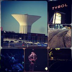Några foton från helgens upplevelser! Det var längesedan man hade tid att kolla runt lite mellan två gig  annars åker vi bara hem sover och sedan iväg till nästa gig. Den här gången körde vi hotell i Uppsala och fick tid till lite annat... #stockholm #stockholmsström #grönalund #grönan #tyrol #vattentorn #uppsala
