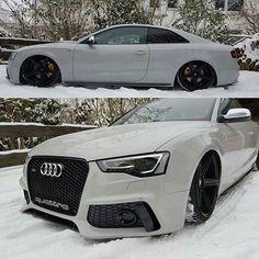 Snow White S5 in the snow . . .  #mdmotors #dmvexotics  #blacklist #carlifestyle #carswithoutlimits #vegas  #itswhitenoise #supercars #exotic #car #horsepower #vegas #jdm #bmw #supercar #cars #lambo #mclaren #supercar #follow4follow #blacklistlifestyle #audi #audizine #audis4 #s4 #s5 #quattro #quattroworld #audis5