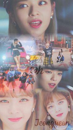 Jeongyeon twice [[ig: