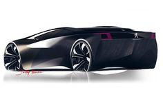 2013 Peugeot Onyx Concept Image