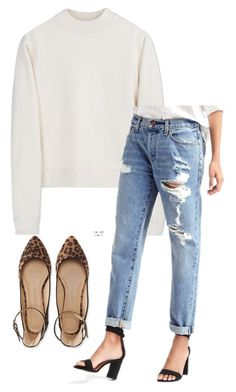 """Outfit 10"" by katie1309 on Polyvore featuring Acne Studios, Gap and Aéropostale"