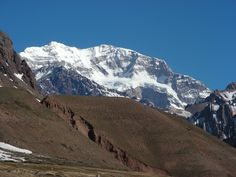 Cerro Aconcagua, Americas hightest peak can be done in a wonderful 10-14 days Expedition. Mendoza, Argentina
