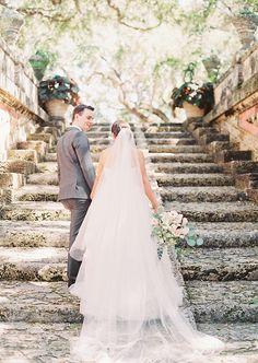 Michelle March Photography – South Florida / Miami Wedding Photographer – US + Destination Weddings - Vizcaya