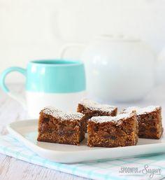 Sultana Slice recipe by A Spoonful of Sugar