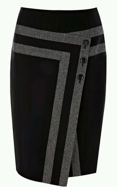 ~ Karen Millen Shiny tweed separates - My Style ~ Mode Style, Style Me, Work Fashion, Fashion Design, Office Fashion, Karen Millen, Business Attire, Work Attire, Mode Inspiration