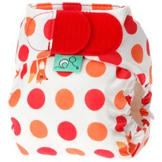 Bummis Tots Bots Tiny Fit Pocket Diaper lbs (Fox N Spots) Cloth Nappies, Binky, Diaper Bag, Lunch Box, Fox, Free Shipping, Fitness, Clothes, Prince