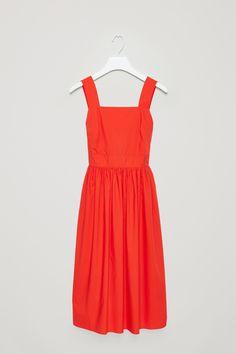 COS | Shoulder-strap dress