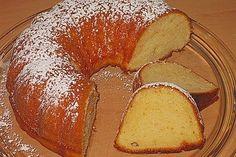 Bagel, Doughnut, Bread, Baking, Sweet, Desserts, Food, Lemon Sour Cream Cake, Food Portions