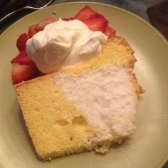 Miss robbies mothers day special daffodil cake if its from miss angel food cake i recipe allrecipes forumfinder Images