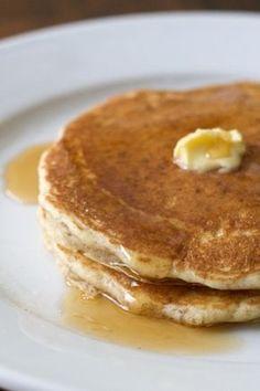 overnight sourdough starter pancakes
