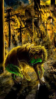Toxik by WolfRoad.deviantart.com on @DeviantArt