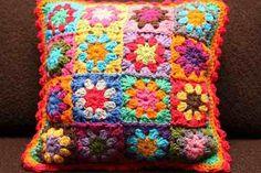 almofadas de croche - Pesquisa Google
