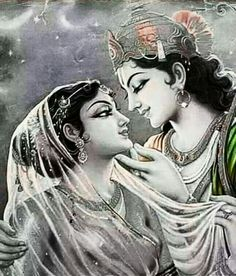 or ye singar ,ye juki palke or palko m chupa pyar .radhe meri preet ka bs tu he haqdar. Radha Krishna Pictures, Radha Krishna Love, Shree Krishna, Lord Krishna, Hanuman, Radhe Krishna Wallpapers, Goddess Art, India Art, Hindu Deities