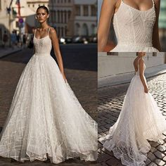 Wedding Dresses & Bridal Gowns in Latest Trend Wedding Dress Organza, Bridal Wedding Dresses, White Wedding Dresses, Wedding Bride, Dream Wedding, Bridal Gown Styles, Wedding Styles, Gorgeous Wedding Dress, Beautiful Dresses