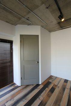 DOOR/扉/ハンドル/塗装/リノベーション/リフォーム/フィールドガレージ/FieldGarage INC./リノベーション