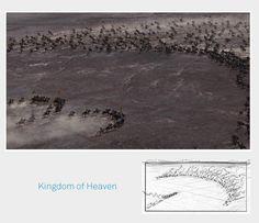 Na Batalha de Montgisard, os cristãos, liderados pelo rei Balduíno IV, necessitaram de enorme coragem para enfrentar o exército de Saladino - muito superior numericamente.