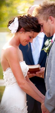 Blessing Of The Hands: A Classic Wedding Ceremony Reading.