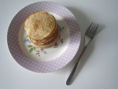 2 Ingredient Pancakes (gluten free & dairy free)!