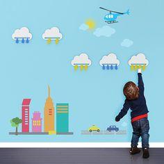 Cloud Kids hanger