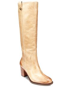 Vince Camuto Shoes, Gianna Tall Western Boots - Boots - Shoes - Macy's