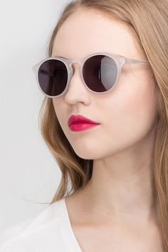 Air Matte Clear Acetate Sunglasses from EyeBuyDirect. Come and discover these quality sunglasses for a good price. Find your style now with this sunwear.