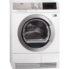 Buy AEG ÖKO Sensor Heat Pump Condenser Tumble Dryer, Load, A++ Energy Rating, White from our Tumble Dryers range at John Lewis & Partners. Free Delivery on orders over