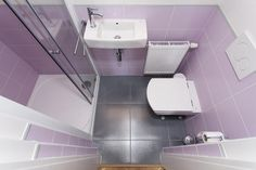 Inspirace domy - koupelna hostů