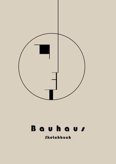 "Cover of ""Bauhaus Sketchbook"" Bauhaus Painting, Bauhaus Art, Bauhaus Design, Architecture Logo, Minimalist Architecture, Game Design, Web Design, Bauhaus Building, Clover Logo"