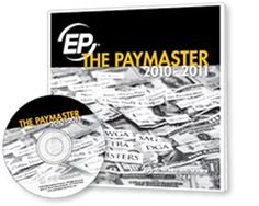 Paymaster Rate Guide