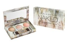 Urban Decay NAKED illuminated trio