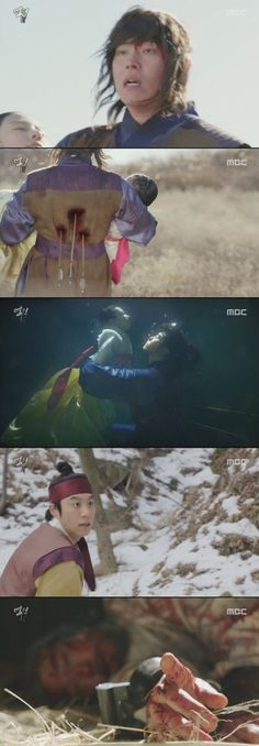 [Spoiler] Added episode 7 captures for the #kdrama 'Rebel: Thief Who Stole the People'