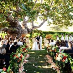 See the amazing ways that 5 different couples transformed one of Malibu's most incredible venues.