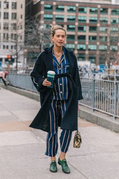 NYFW FALL 18/19 STREET STYLE IV   Collage Vintage