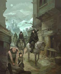 Untitled 10 - The Adventurers? by JonHodgson.deviantart.com on @deviantART