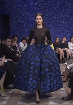 Raf Simmons, the new king of couture