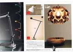 Flora Gold by Zanini de Zanine on Mad og Bolig_Denmark newspaper