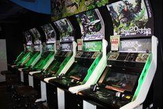 arcades from japan | Sega opens a new arcade in Yoyogi, Japan