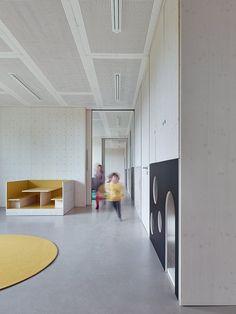 Kinder- und Familienzentrum, Ludwigsbourg, 2015 - VON M