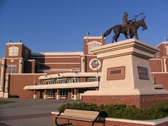 The Ralph, home of your university of North Dakota Fighting Sioux!