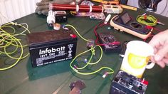 Radiant energy battery charger for any battery type PART 3 Tiny Farm, Radiant Energy, Charger, Survival, Public, Type, News
