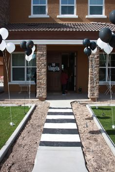 Beatles Themed Baby Shower